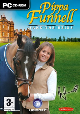 Pippa Funnell - Take the Reins Coverart.png