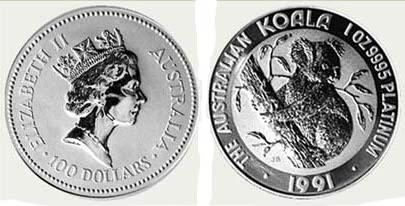 Platinum Koala Wikipedia