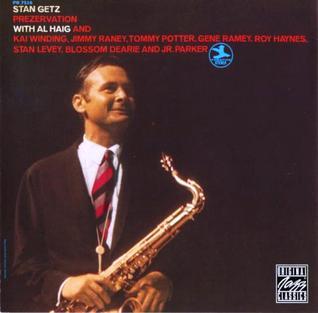 <i>Prezervation</i> 1968 compilation album by Stan Getz, Al Haig