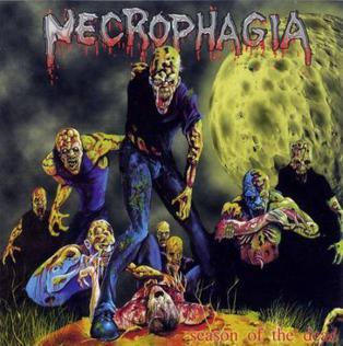 <i>Season of the Dead</i> 1987 studio album by Necrophagia