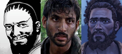 Siddiq The Walking Dead Wikipedia