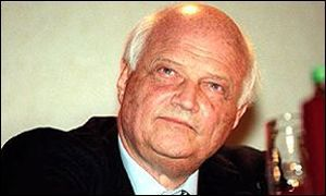 James Goldsmith Anglo-French billionaire financier and tycoon