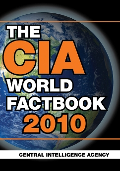 The World Factbook 2010 (Skyhorse Publishing r...