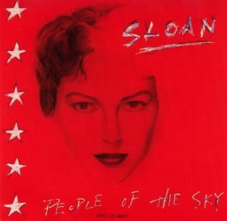 People of the Sky 1994 single by Sloan