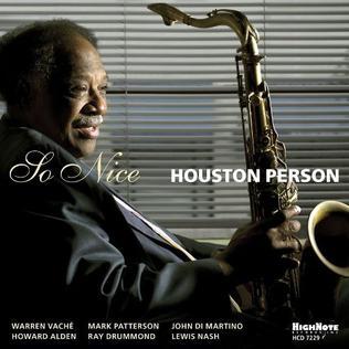 So Nice Houston Person Album Wikipedia