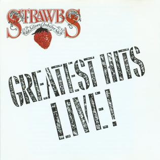 <i>Greatest Hits Live</i> (Strawbs album) 1993 live album by Strawbs