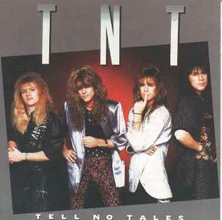 <i>Tell No Tales</i> 1987 studio album by TNT