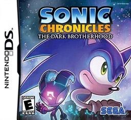 <i>Sonic Chronicles: The Dark Brotherhood</i> video game