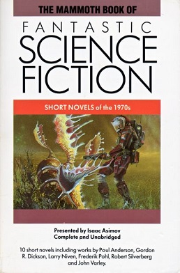 <i>The Mammoth Book of Fantastic Science Fiction</i>