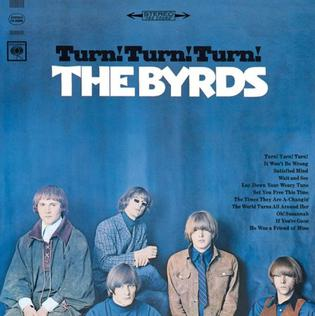 <i>Turn! Turn! Turn!</i> (album) 1965 studio album by The Byrds
