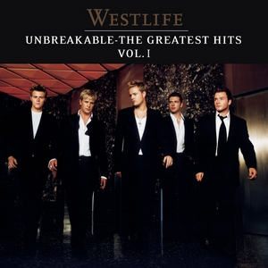 <i>Unbreakable – The Greatest Hits Volume 1</i> album by Westlife