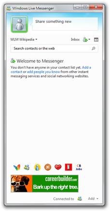 windows live messenger msn wlm 2011
