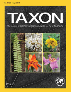 <i>Taxon</i> (journal) Academic journal