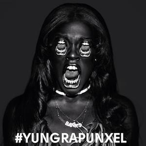 Azealia Banks — Yung Rapunxel (studio acapella)