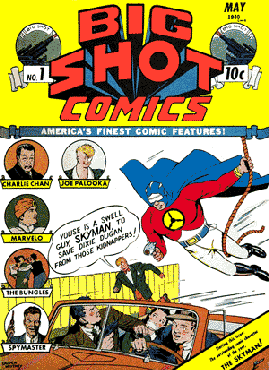 Big Shot Comics