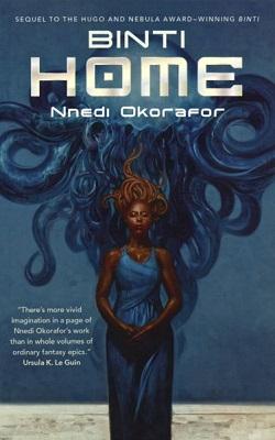 <i>Binti: Home</i> book by Nnedi Okorafor