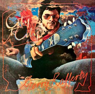 <i>City to City</i> 1978 studio album by Gerry Rafferty