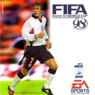 Fifa - Road to the World Cup '98