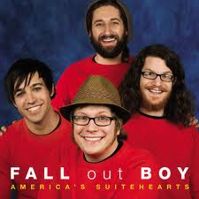 Americas Suitehearts Fall Out Boy song