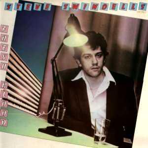 <i>Fresh Blood</i> 1980 studio album by Steve Swindells