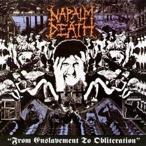 <i>From Enslavement to Obliteration</i> album