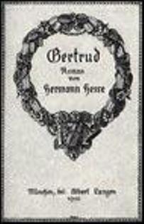 Gertrud (novel)