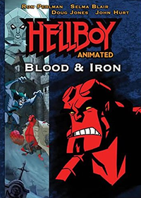 Hellboy Animated Iron Shoes Watch Online