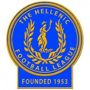 Hellenic Football League Association football league in England