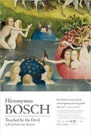 <i>Hieronymus Bosch, Touched by the Devil</i> 2016 film by Pieter van Huystee