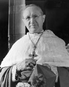 Joseph Ritter Roman Catholic archbishop from the United States