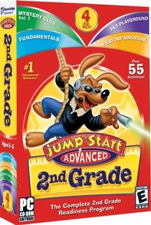 JumpStart Advanced 2nd Grade - Wikipedia