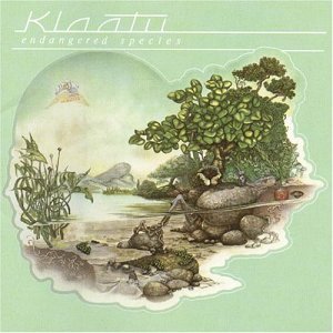 Endangered Species (Klaatu album)