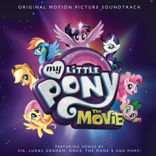 My Little Pony The Movie Soundtrack Wikivisually
