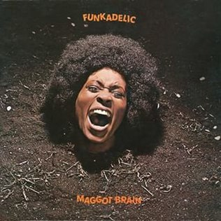 <i>Maggot Brain</i> 1971 studio album by Funkadelic