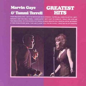 Marvin Gaye and Tammi Terrell's Greatest Hits artwork