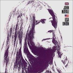 <i>USA Union</i> 1970 studio album by John Mayall