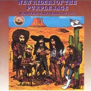 <i>Wasted Tasters</i> 1994 compilation album by New Riders of the Purple Sage