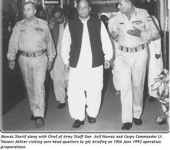Asif Nawaz FileNawaz Shariff with General Asif Nawazjpg Wikipedia
