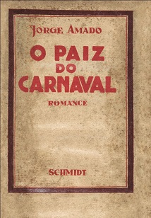 <i>The Country of Carnival</i> book