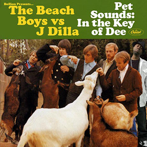 <i>Pet Sounds in the Key of Dee</i> 2007 remix album (bootleg) by Bullion