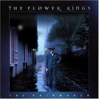 The Flower Kings (et associés ) Rainmaker%28album%29