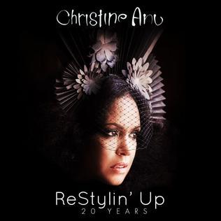 <i>ReStylin Up 20 Years</i> 2015 live album by Christine Anu