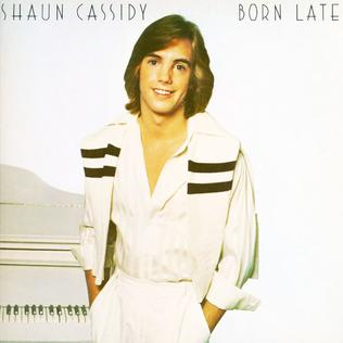 shaun cassidy morning girl