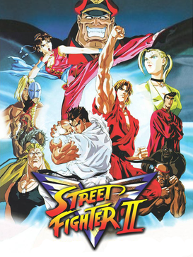 Street Fighter Ii V Wikipedia