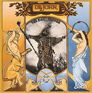 <i>The Sun, Moon & Herbs</i> 1971 studio album by Dr. John