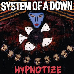 system of a down album hypnotize download