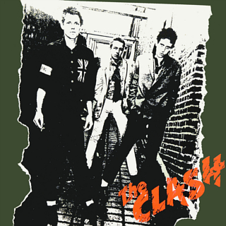 The clash punk rock england