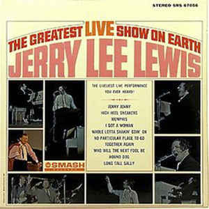 <i>The Greatest Live Show on Earth</i> 1964 live album by Jerry Lee Lewis