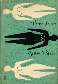 <i>Three Lives</i> (book) novel by Gertrude Stein