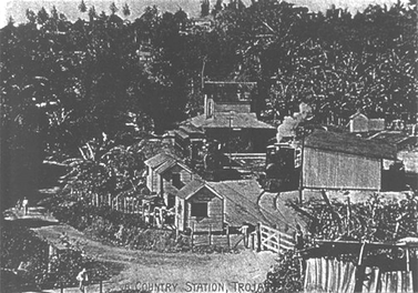 Troja Railway Station Wikipedia
